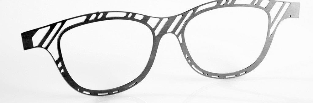 Photochemical etched eyewear