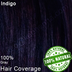 Organic Indigo Powder For Hair