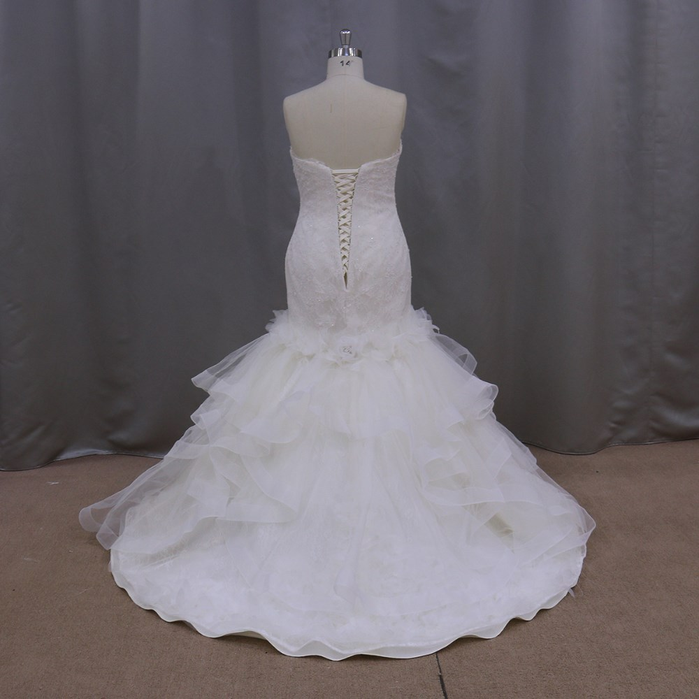 Wedding Dress Sales Utah : Sexy hotsales trumpet mermaid spaghetti strap