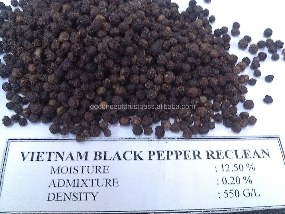 High Quality Black Pepper/Black Pepper Vietnam 550GL