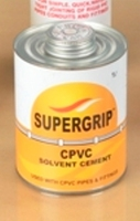 Pipe Sealants SUPERGRIP CPVC Pipe Bonding