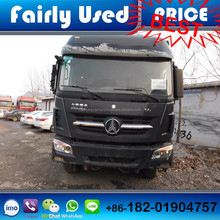 Used 10 wheels tractor truck Strong horsepower, North Benz V3 6x4 tractor truck for sale