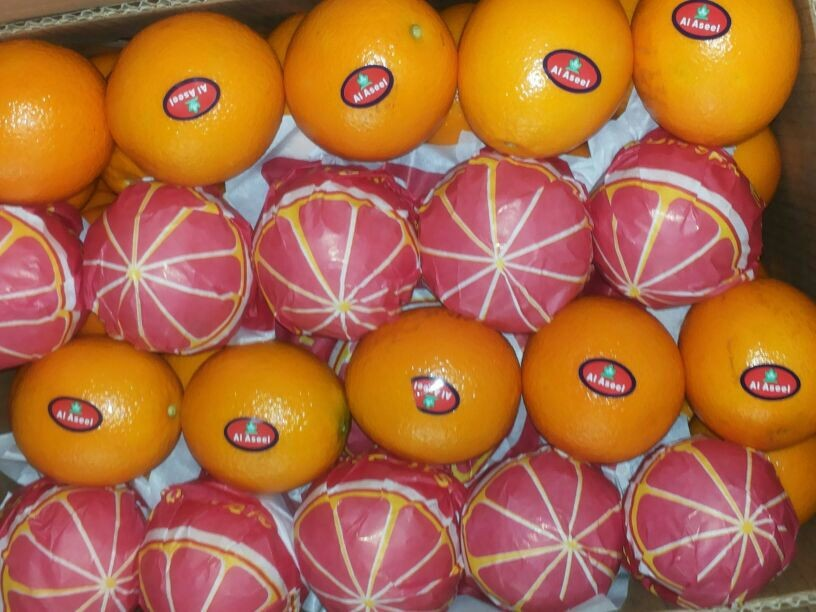 Oranges Export navel oranges 15 - 8 kg packing fresh good quality