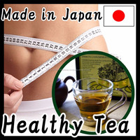 Popular and High quality instant tea granules SOHBIREI-TEA with 14 kinds of herbal ingredients made in Japan