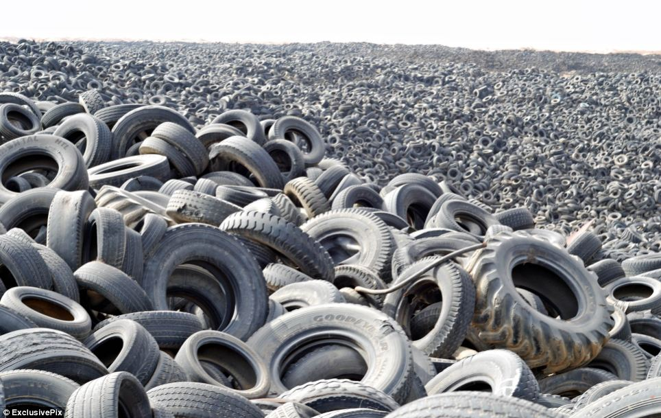 Waste Tyres for sale