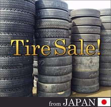 275/80R22.5 11R22.5 12R22.5 Bridgestone Toyo import used truck tire tyre, casings for recapping, retreading Japan