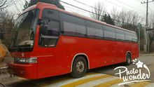 2006Y used BUS KIA bus for sale Granbird Sunshine Hyundai 410HP engine From Korean