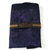 Purple Floral Pocket Square, Production, Manufacturing, custom, Hankercheif,