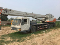 used Zoomlion QY25H 25T truck crane 2007y new model in china