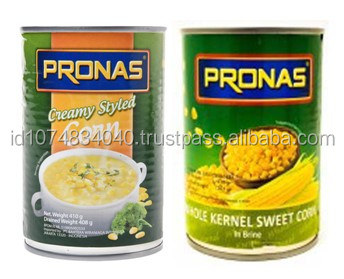 PRONAS CANNED CORN