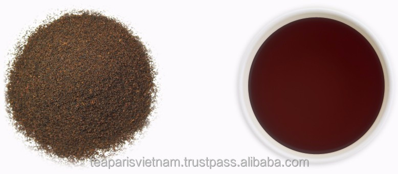 Best black tea extract smooth powder type DUST for sale comes from original vietnam black tea and green tea products