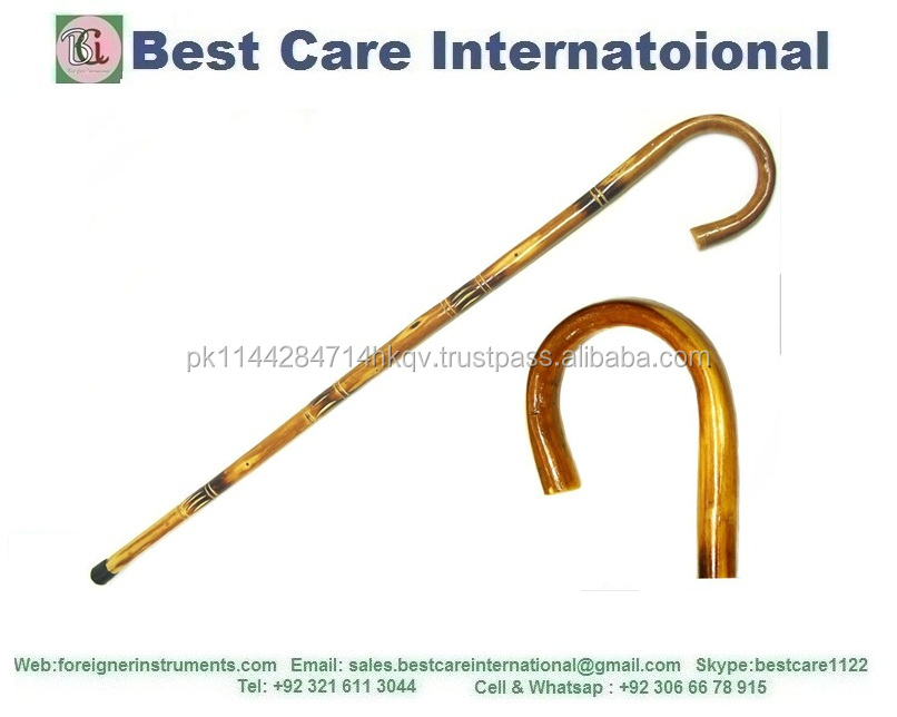 Wooden Walking Canes High Quality