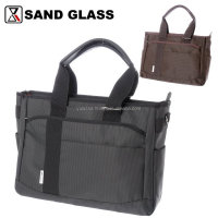 Sturdy quality nylon laptop bag with functional and comfortable design