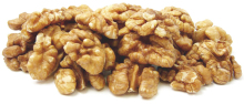 Walnut Kernels Light Halves (LH)