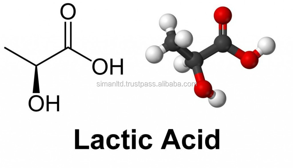 Highly Used Best Clean Lactic Acid at Low Price