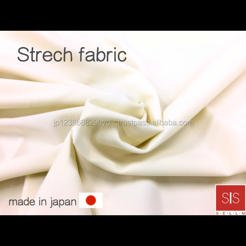Heat generating stretch fabric with moisture wicking feature produced in Japan