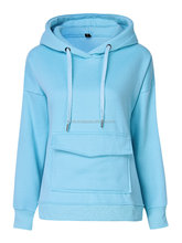 ladies fleece hoodie