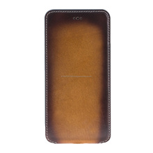 Vintage Style Vertical Flip Leather Phone Case for iPhone7Plus