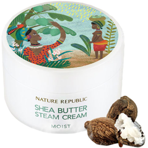 Nature Republic Shea Butter Steam Cream Moist