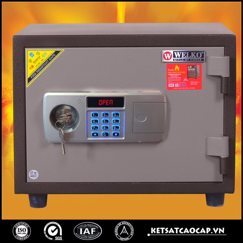 Hot sale small electronic digital lock security safe for wholesales - W60 E