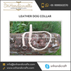 Tough and Durable Material Made Leather Dog Collar for Bulk Selling