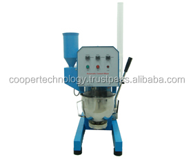 Automatic Programmable Mortar Mixer