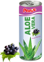 Aloe Vera with Grape Flavor