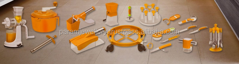Wide range of Plastic Kitchenware products