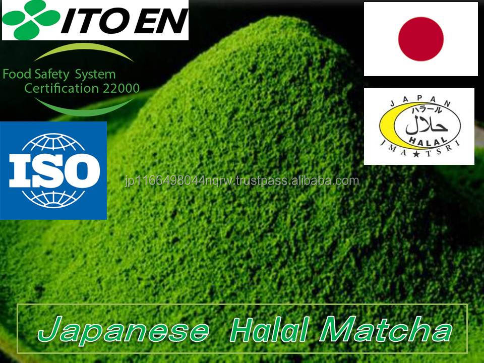 High quality and Healthy made in japan products halal matcha at reasonable prices , OEM available