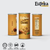 Caramel Popcorn - Paper Canister 70 Gram Grain Snack