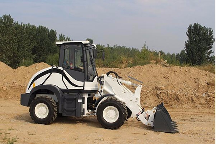 mini wheel loader 1 ton wheel loader cheap mini front loader price