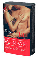 "Toilet bar soap ""Monpari"" aphrodisiac, 100g"