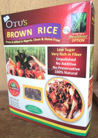 Otus Natural Brown Rice