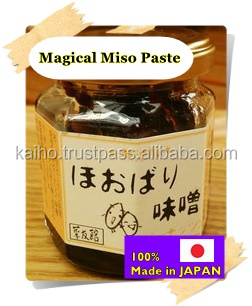 Miso Rice Onigiri premium Japanese products high quality high grade sweet red bean paste heavenly