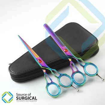 barber scissor set