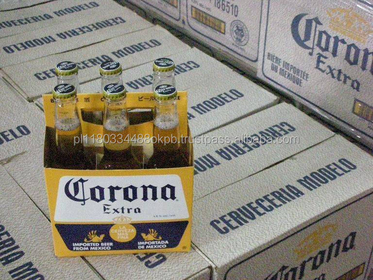 Corona Beer can, Corona Beer, Corona Extra Beer 330ml