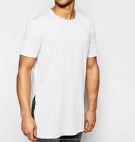 Fashion t shirt - Cotton Slim Fit silk screen printed T Shirts/printed T-shirt Clothing