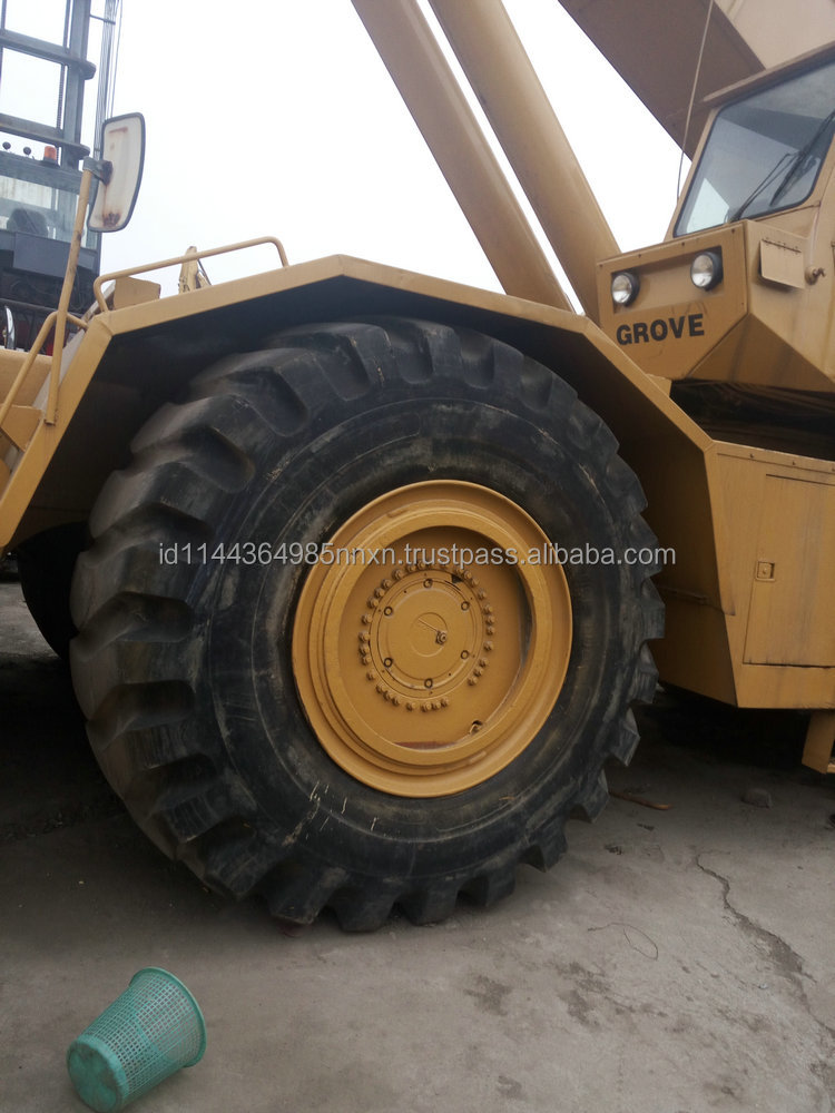 GROVE RT750 50 ton RT980 80 ton used grove crane 50 ton Sell at a low price