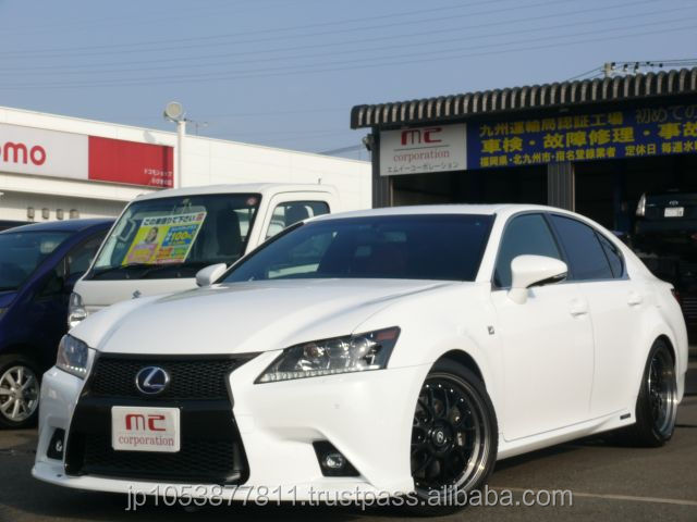 luxury cars with Good Condition lexus F Sport 2014 made in Japan