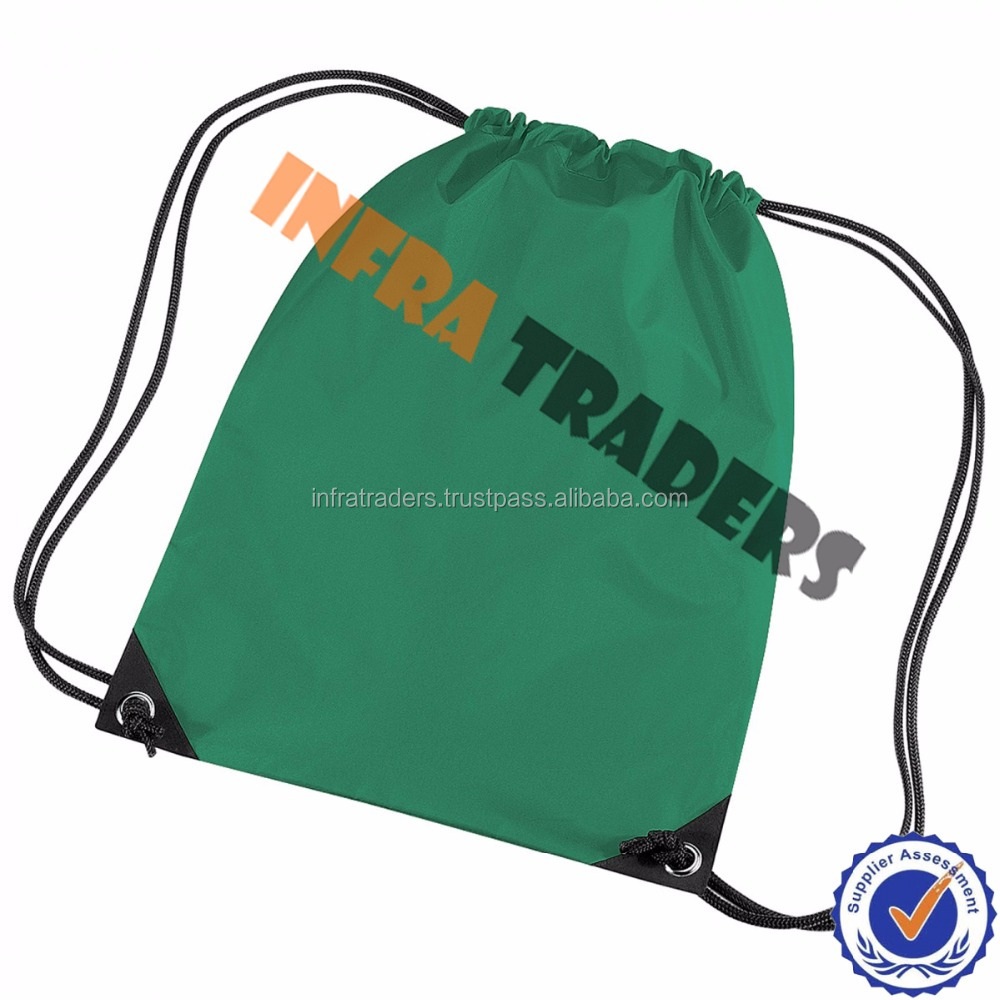 non woven string bag shopping bag