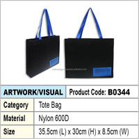 Nylon Shopping Tote bag