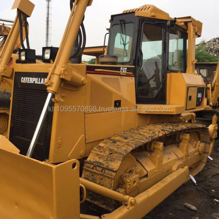 used cat d6 dozer for sale, Caterpillar d6g bulldozer in Shanghai China
