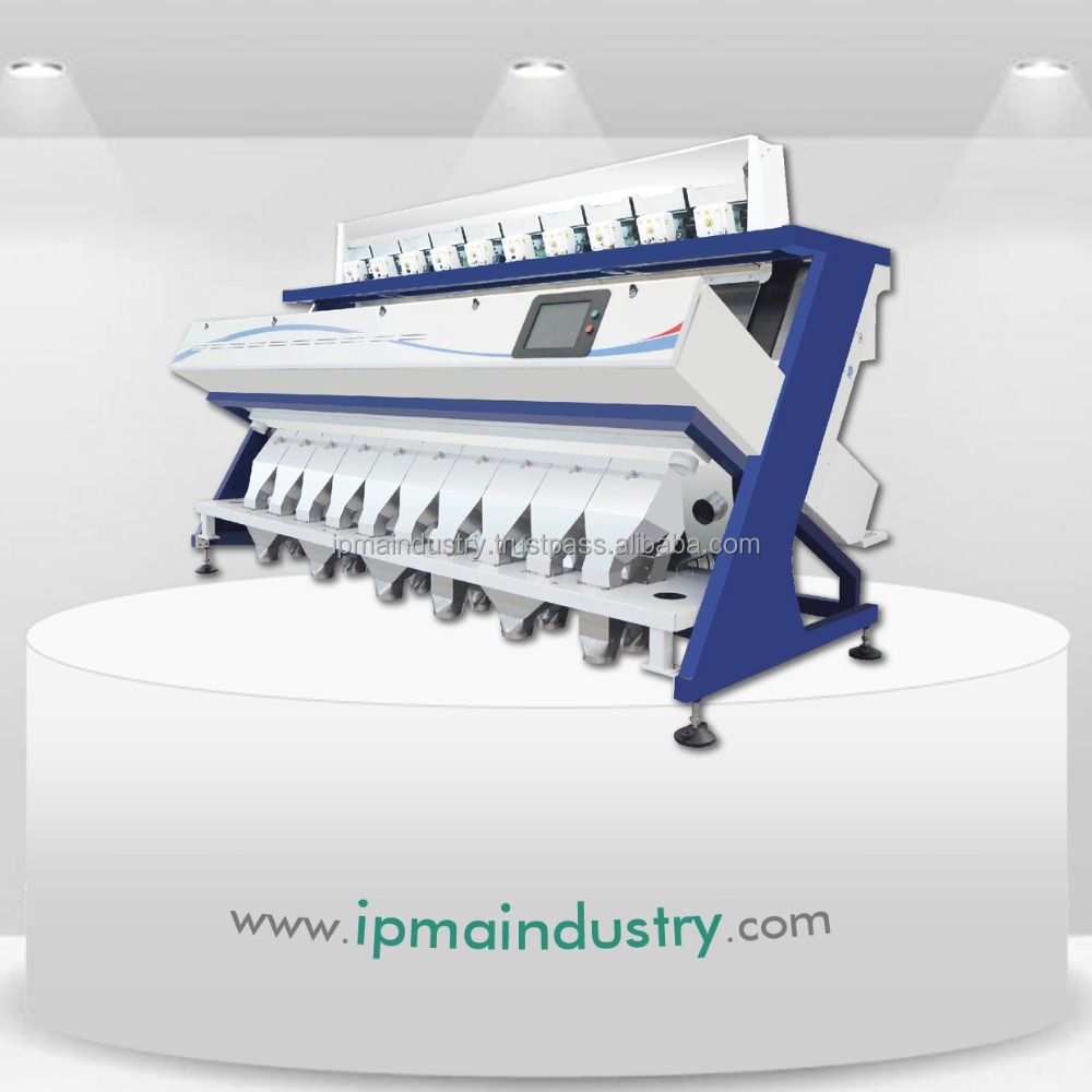 Long Grain Rice Colour Sorter