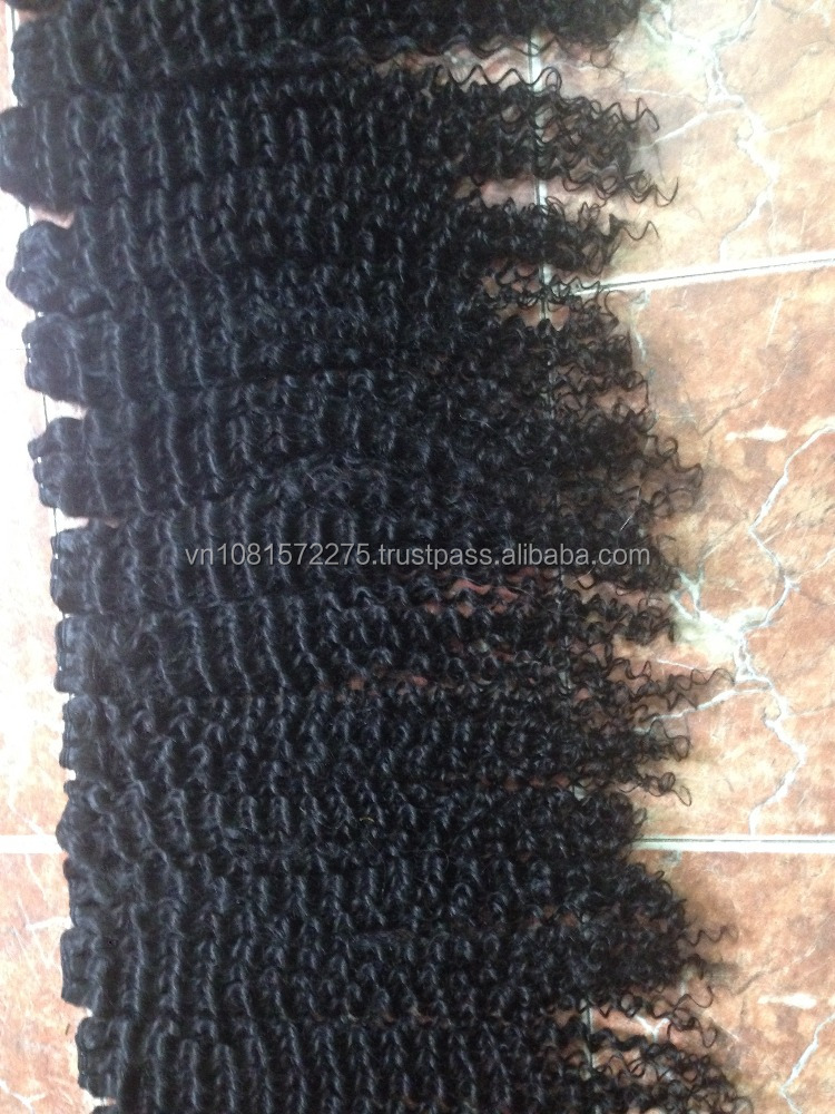 6Pcs Virgin Brazilian Hair Deep Curl Wave 100% Human Hair 100% Unprocessed Hair Extension
