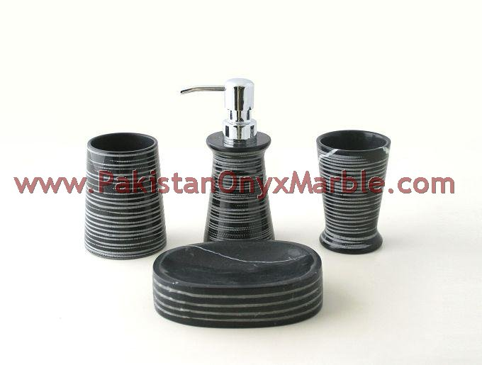 NATURAL STONE MARBLE BATHROOM ACCESSORIES