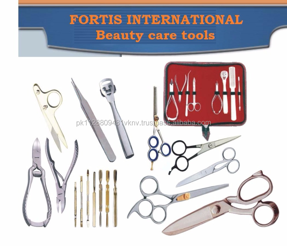 Beauty care tools/ Beauty instruments manicure and pedicure Best Quality By Fortis