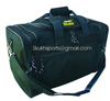 Black Duffle Bag Duffel Travel Size Sports Gym Bags Workout Light Weight Luggage