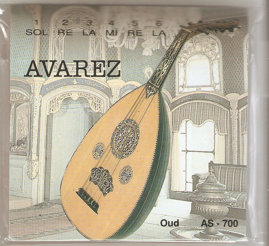 HIGH QUALITY STRINGS FOR TURKISH OUD