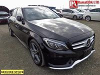 #37474 MERCEDES-BENZ C- CLASS C180 AVANTGARDE AMG LINE - 2014 [CARS- SEDAN CARS] Chassis : WDD2050402F079338