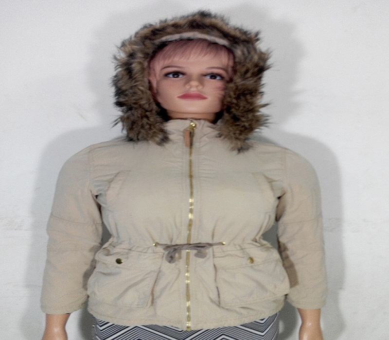 Bangladesh garments stocklot dhaka Ladies Padding Jacket/Women Winter padding Jacket